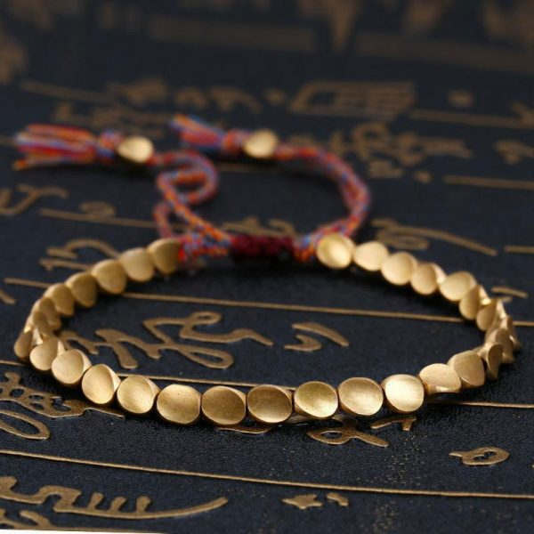 Tibetan bracelet made of copper